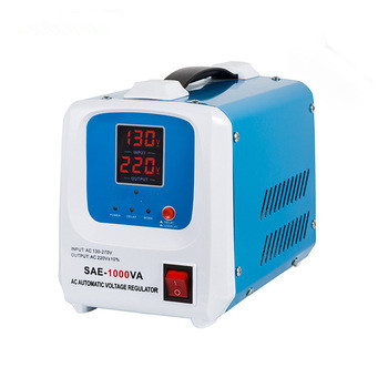 LED/LCD display voltage stabilizer