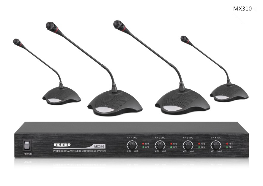 MX310 Wireless Conferencing system